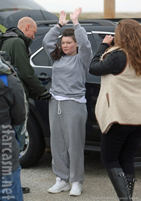 Teen Mom amber Portwood gets out of jail
