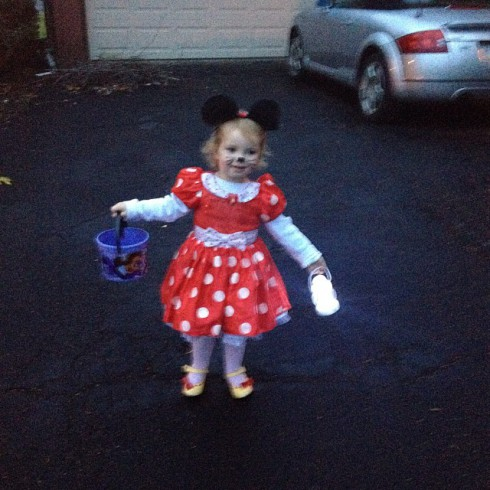 Arabella - Halloween - Alex Sekella - Costume