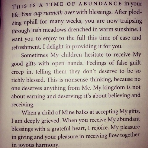 Chelsea Houska devotional