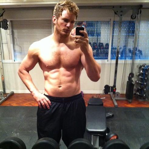 Chris Pratt Shirtless - Former Stripper