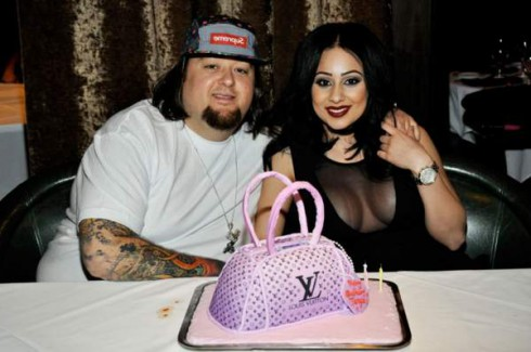Chumlee Girlfriend Birthday