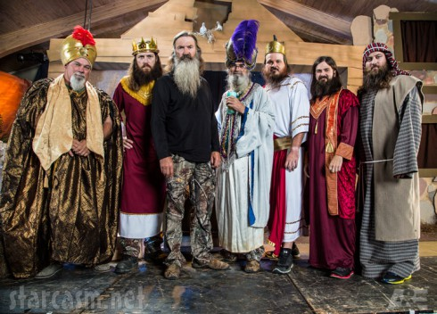 Duck Dynasty Christmas Special 2013