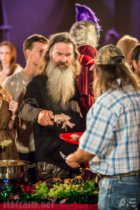 Duck Dynasty Christmas Special Phil Robertson 4