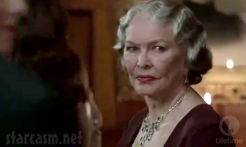 Lifetime movie Ellen Burstyn as Olivia Foxworth Flowers in the Attic Ellen Burstyn as Olivia Foxworth