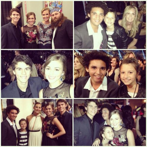 Korie Robertson - CMA Awards