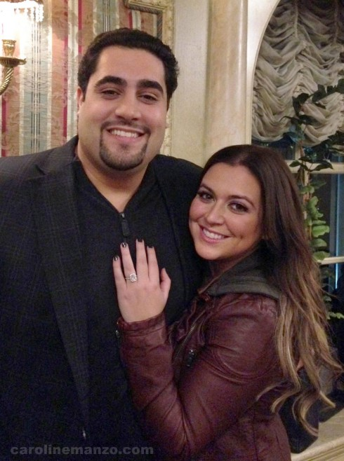 Carolina Manzo's daughter Lauren Manzo engaged to Vito Scalia