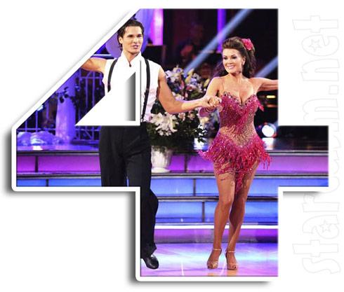 Lisa Vanderpump Dancing With The Stars partner