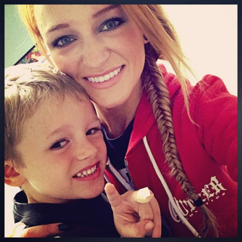 Maci Bookout - Cosmo Article - Bentley Edwards Now