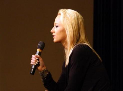 Maci Bookout Public Speaking - Teen Pregnancy Prevention
