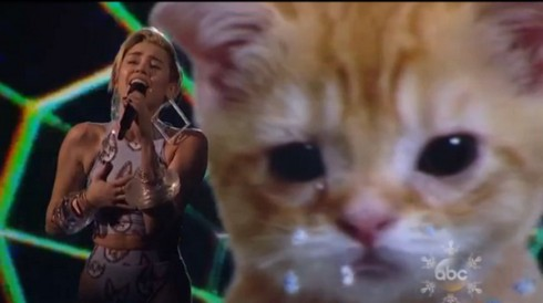 Miley Cyrus AMAs 2013 Performance