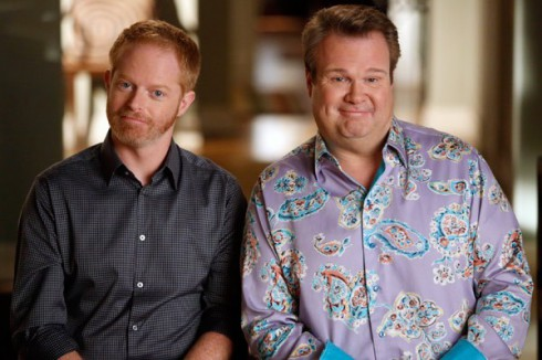 Mitch and Cam - Modern Family - Is Eric Stonestreet Gay