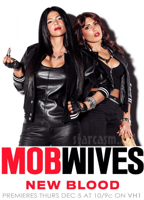 Mob Wives New Blood Natalie Guercio Alicia DiMichele