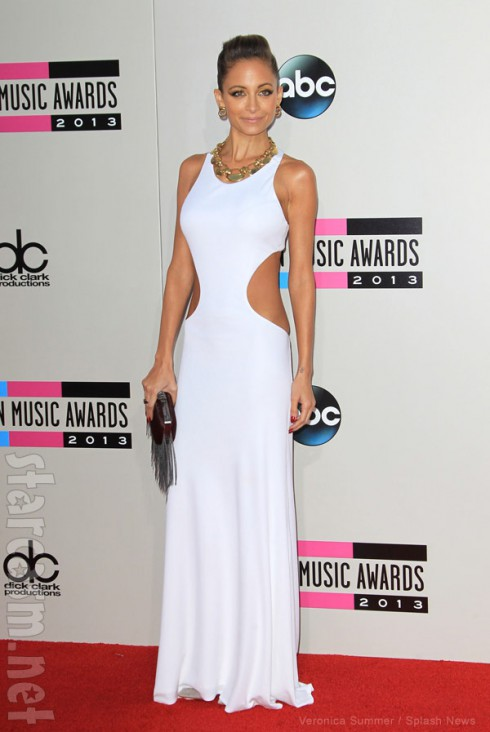 Nicole Richie 2013 American Music Awards