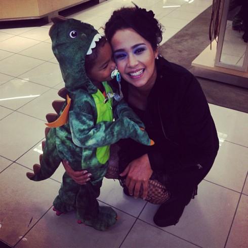 Nova Dragon - Halloween - Briana DeJesus