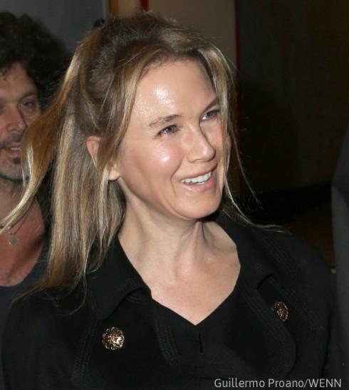Renee Zellweger - November 2013