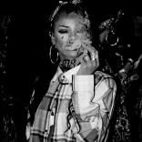 Rihanna chola gangsta zombie Halloween 2013 photo 1