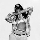 Rihanna chola gangsta zombie Halloween 2013 photo 4