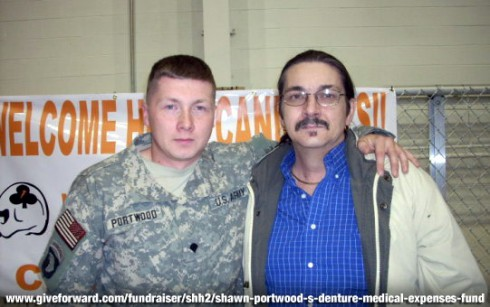 Amber Portwood's brother and father Shawn Portwood Sr and Jr