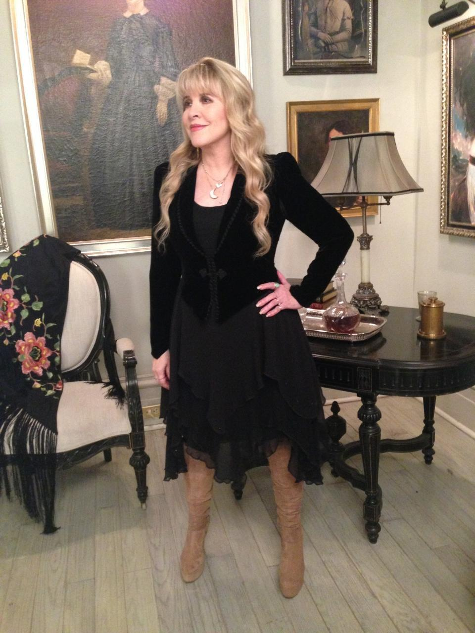 Stevie Nicks on American Horror Story and connection with