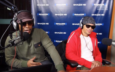 Sway interview Peter Gunz from Love and Hip Hop 4 New York