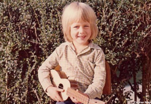 Young Keith Urban - Childhood in Australia