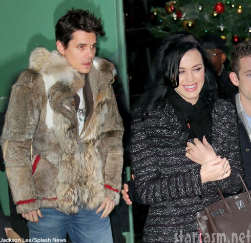 Are Katy Perry and John Mayer Engaged - Katy Perry Engagement Ring
