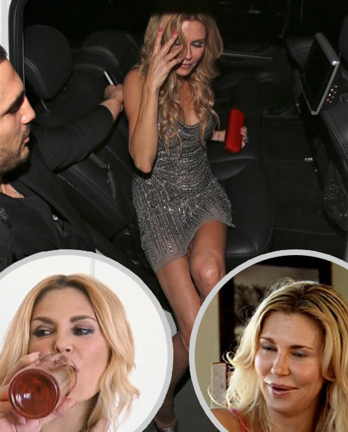 Brandi glanville drinking and hookup preview
