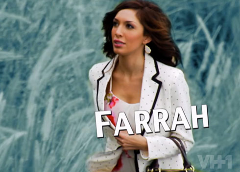 Couples Therapy Farrah Abraham by herself