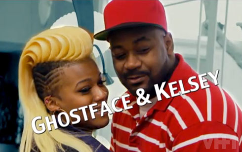 Celebrity couples therapy ghostface