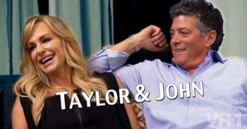 Couples Therapy Taylor Armstrong and boyfriend John Bluher