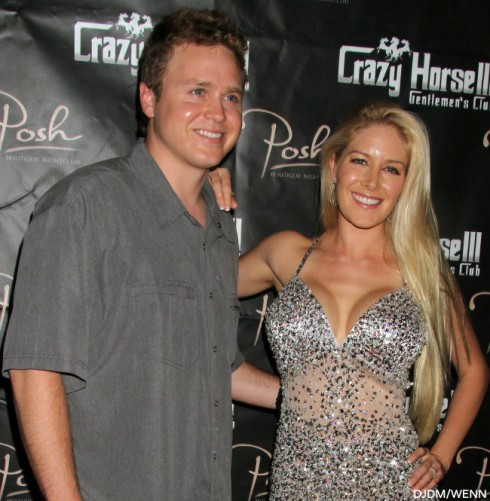 Heidi Montag and Spencer Pratt - Wasted $10 M