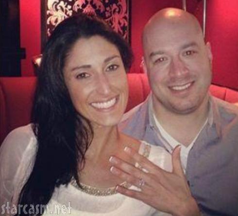 James and Krista - Boston Bombing - Engaged