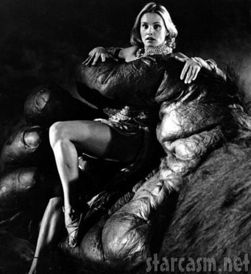 Jessica Lange - King Kong 1976 - Dwan