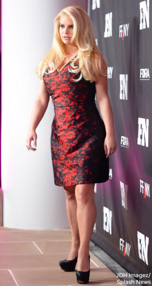 Jessica Simpson Full Body