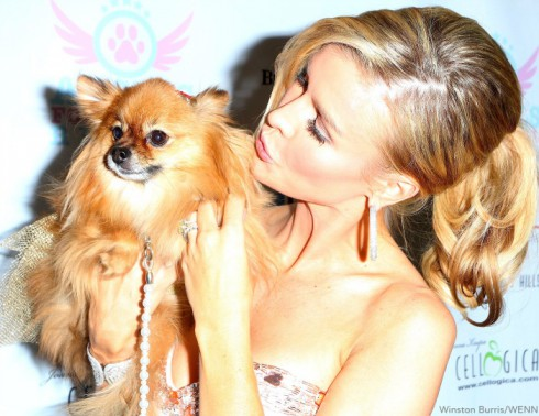 Joanna Krupa - Angels 4 Animal Rescue