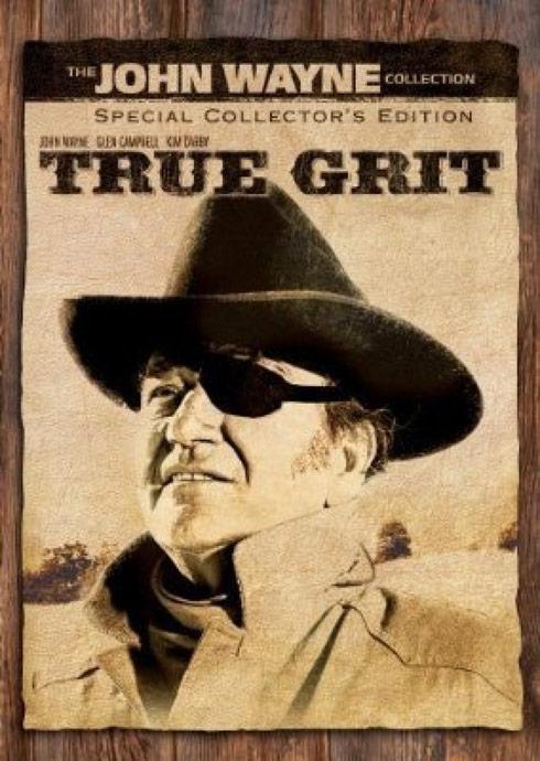 John Wayne True Grit DVD