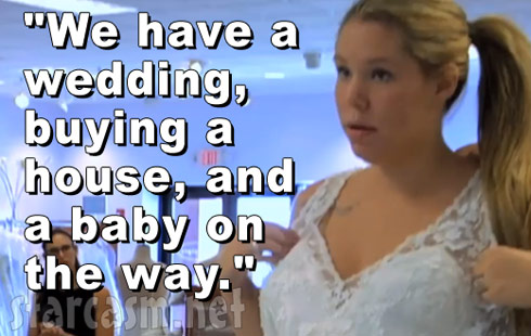 Teen Mom 2 Season 5 will feature Kailyn Lowry's wedding, second pregnancy and buying a house