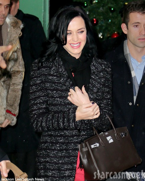 Katy Perry Engagement Ring from John Mayer