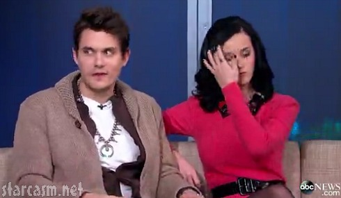 Katy Perry GMA Without Ring