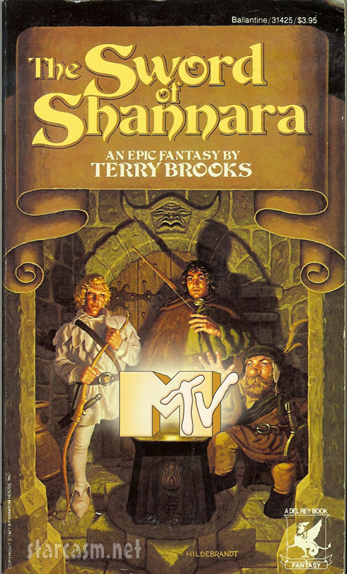 MTV developing TV adaptation of Shannara series of books written by Terry Brooks