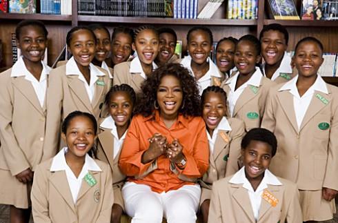 Oprah Winfrey Leadership Academy - Oprah Kids