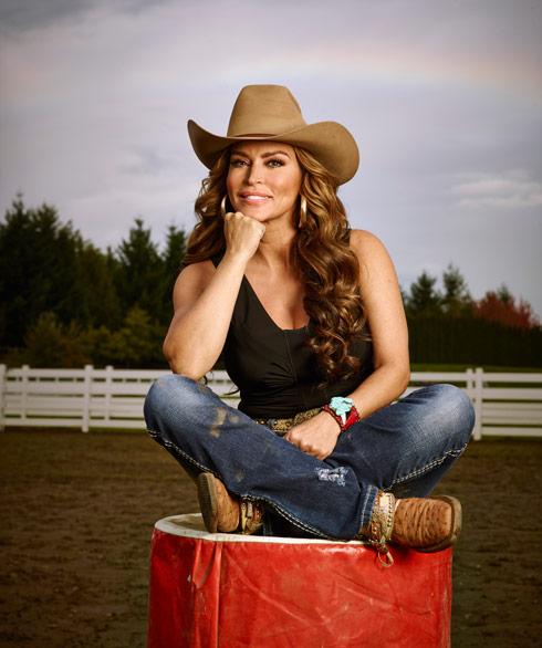 A&E Rodeo Girls Darcy LaPier