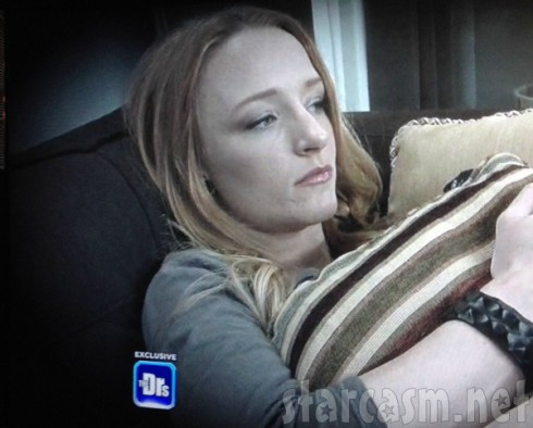 Teen Mom Maci Bookout Mystery Illness