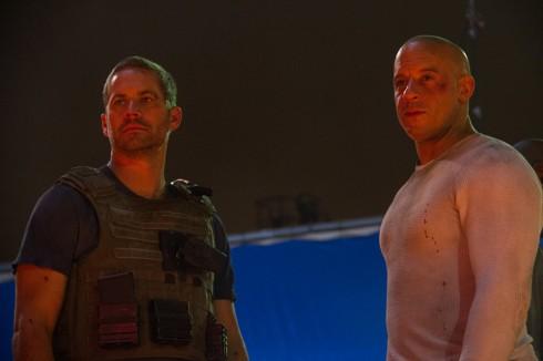Vin Diesel - Paul Walker - Fast and Furior 7