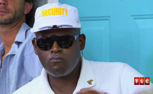 Welcome to Myrtle Manor Security Guard Marvin Blitler