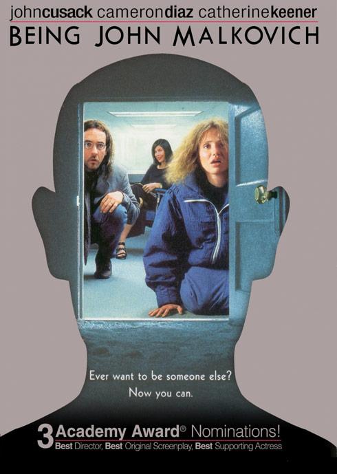 being john malkovich movie poster