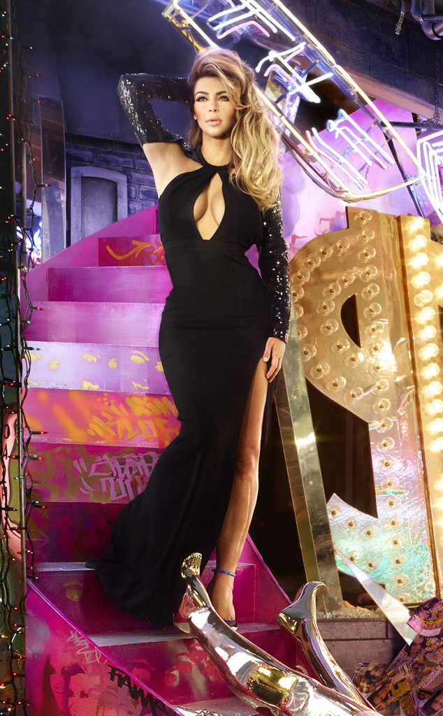 PHOTOS The Kardashians\' Christmas card for 2013 is most bizarre yet
