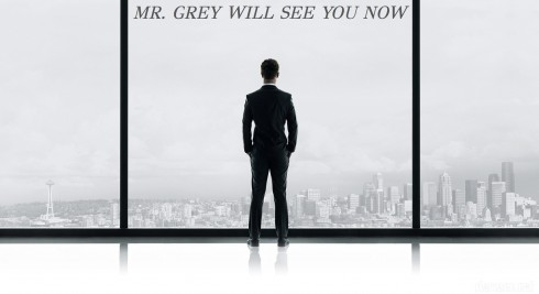 Fifty shades of Grey wallpaper photo