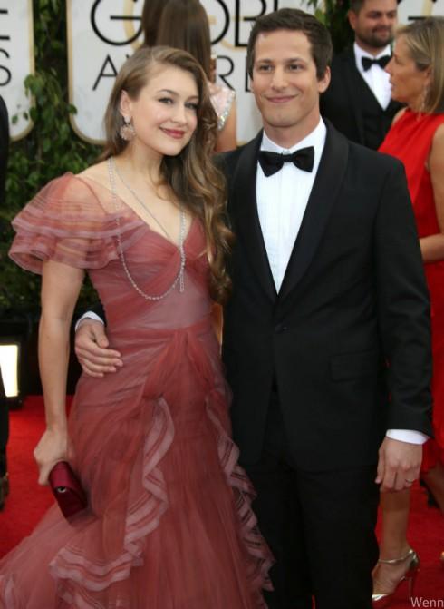 Andy Samberg - Joanna Newsom - Wife