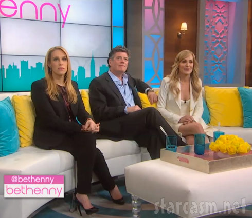 Dr. Jenn Berman, Taylor Armstrong and her fiance John Bluher talk Couples Therapy and Farrah Abraham on  on Bethenny